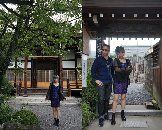 kyoto temple architecture tours, tourism