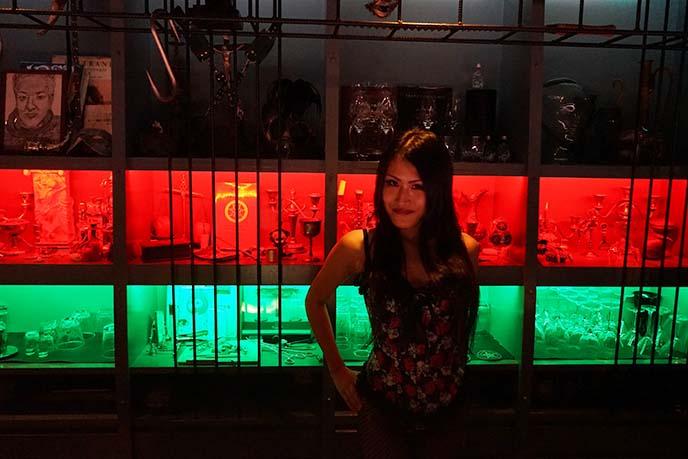 japanese goth mistress bar