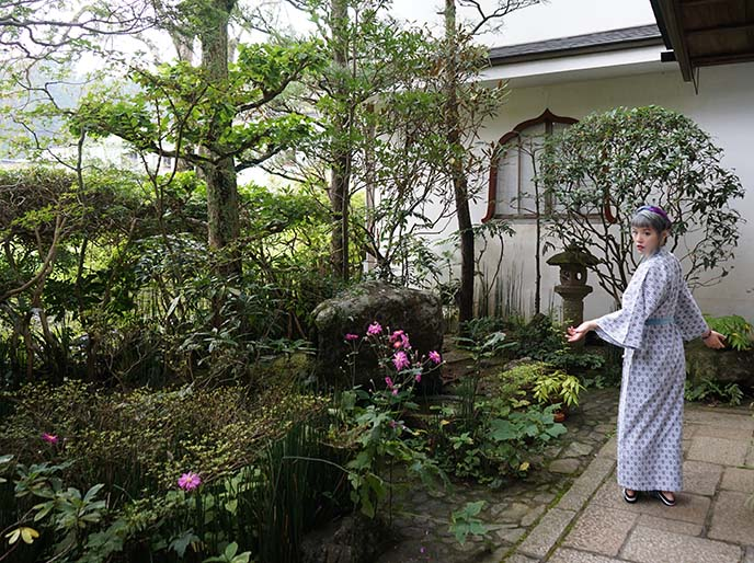 japanese temple stay, koyasan guesthouse
