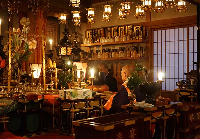 shingon buddhist chanting ritual