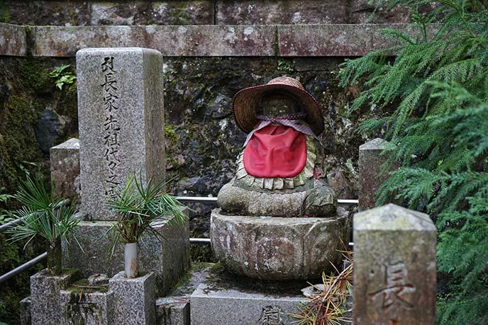 Bodhisattva statues