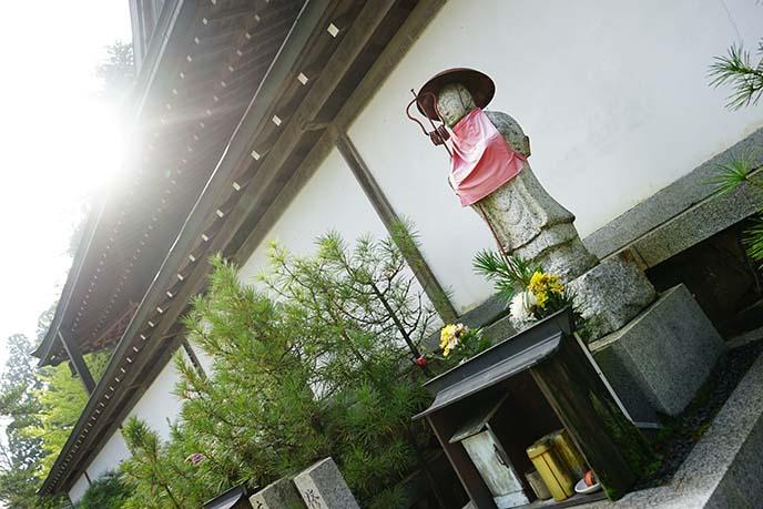 kukai statue, shingon buddhism
