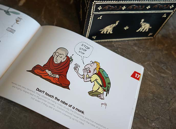 myanmar travel guide book