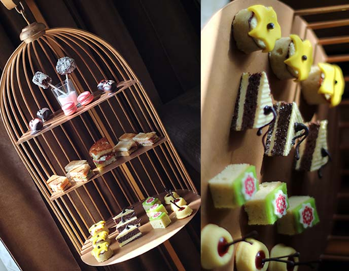 parkroyal hotel bakery, desserts