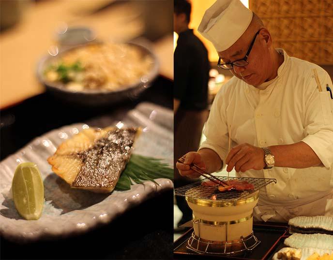 Shiki-Tei japanese restaurant myanmar