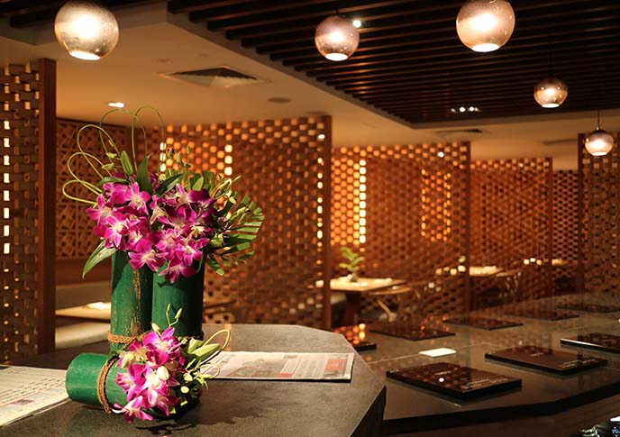 parkroyal yangon restaurants