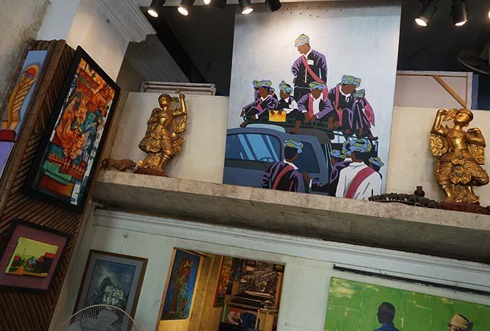 burma modern art museum