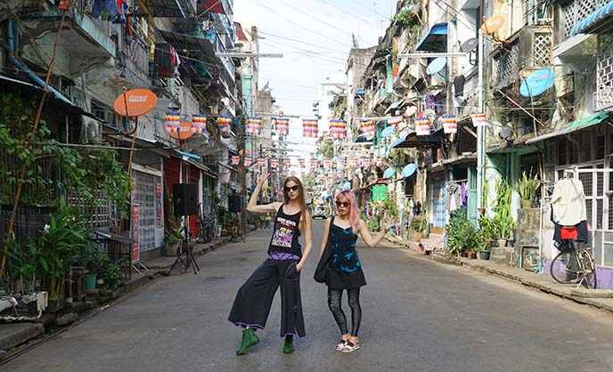 yangon travel bloggers guide