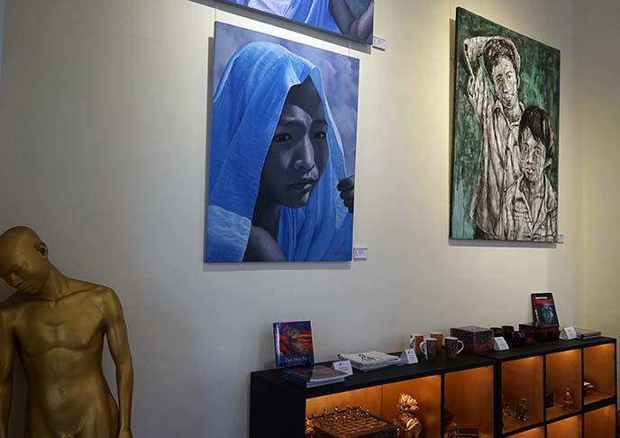 rangoon contemporary local art