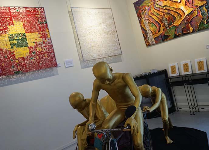 burmese modern sculpture