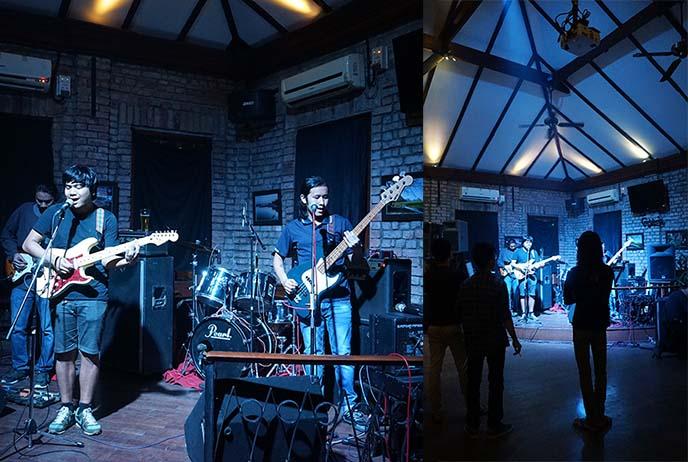 50th street bar yangon bands