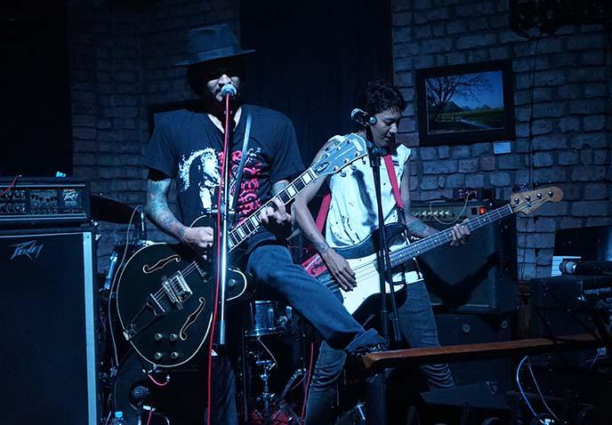 rangoon live music bars