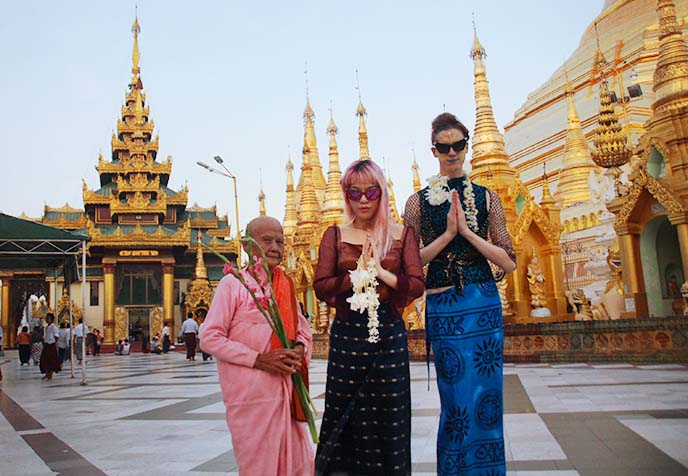 travel tips visit myanmar temples