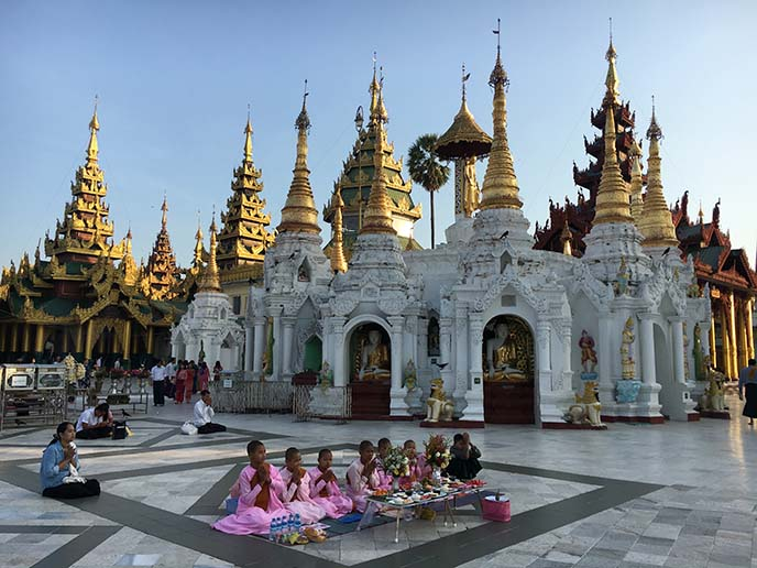 most buddhist country myanmar