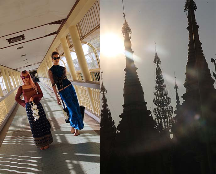 Shwedagon pagoda tickets, entry fee