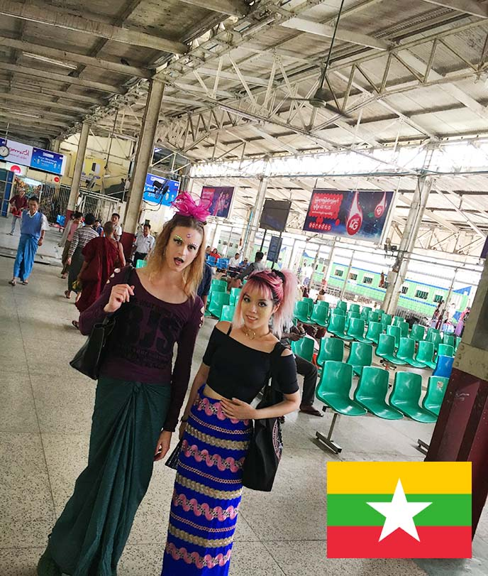 myanmar top best tourist attractions