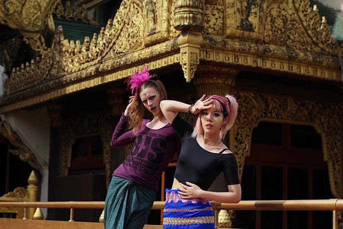 top tourism attractions yangon