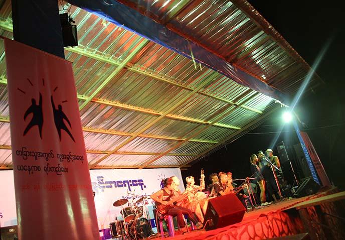 myanmar punks, band