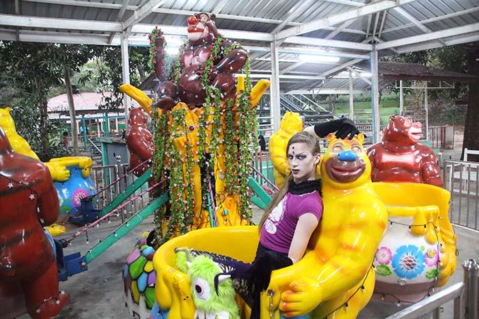 Happy World Amusement Park rangoon