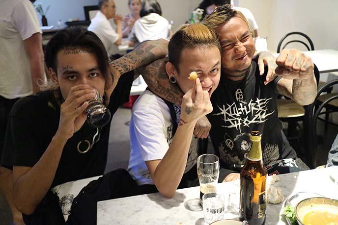southeast asia punk scene