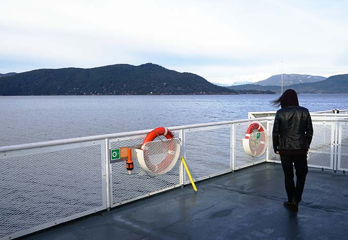 bc tourism, ferries to vancouver islands