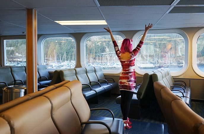 bc ferries vacations, destinations