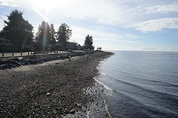 secret beach sunshine coast