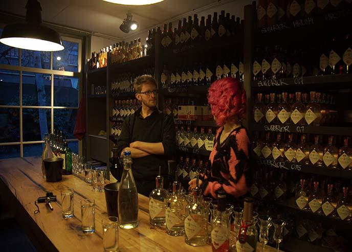 Wynand Fockink Tasting room