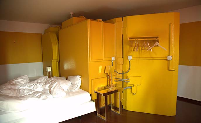 modular movable hotel room furniture