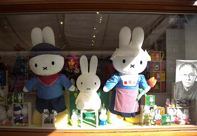 dutch miffy art parade statues exhibit