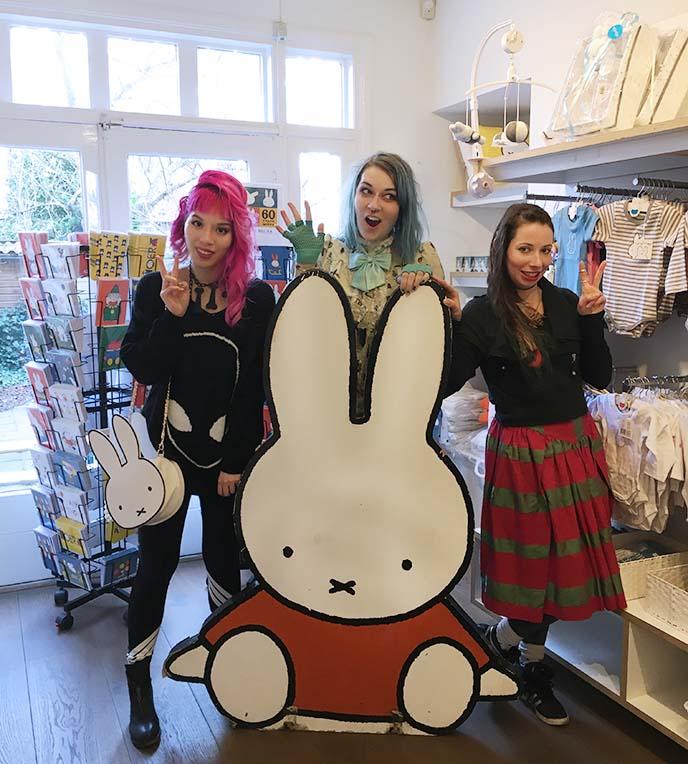 miffy shopping guide de winkel nijntje