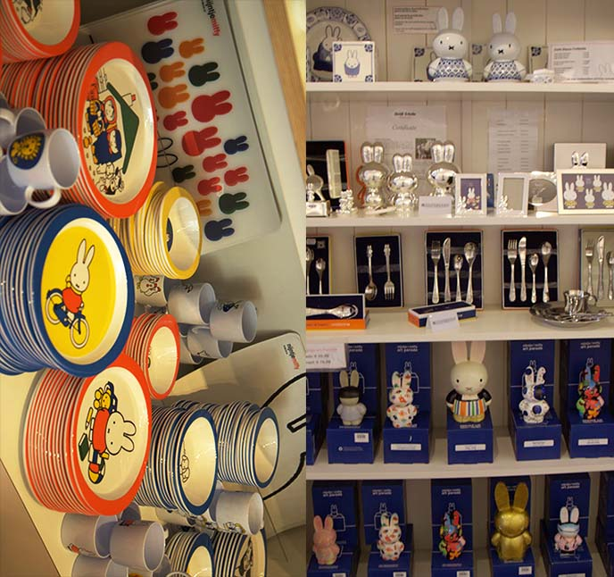 Finding Miffy Stores In Amsterdam Shopping At De Winkel