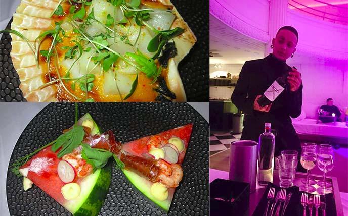 supperclub menu food amsterdam meal