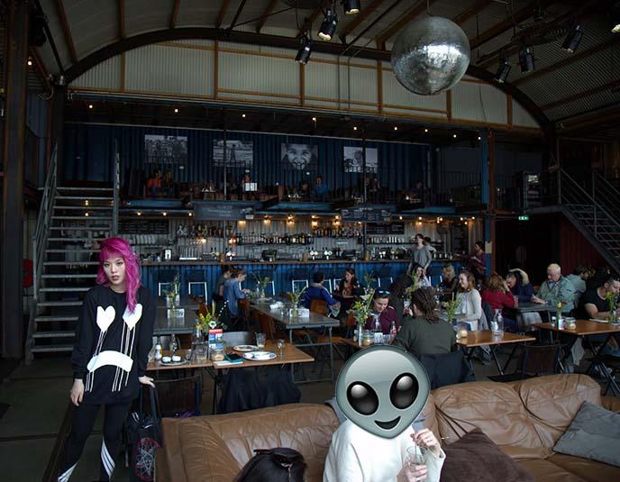 hip restaurant noord amsterdam