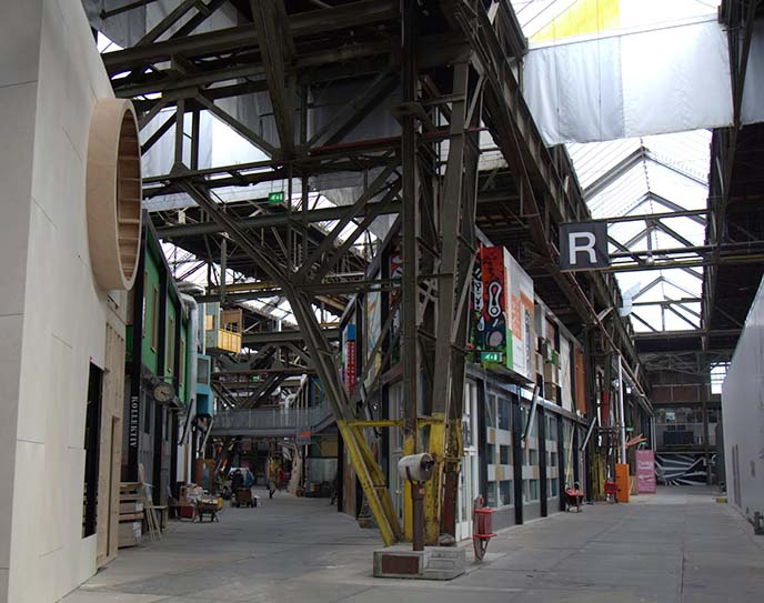 artist collective studios noord