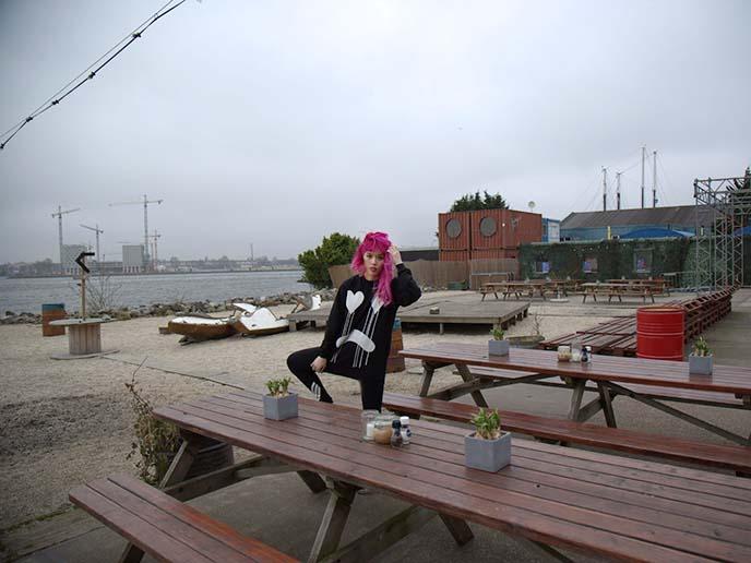 pllek beach NDSM wharf