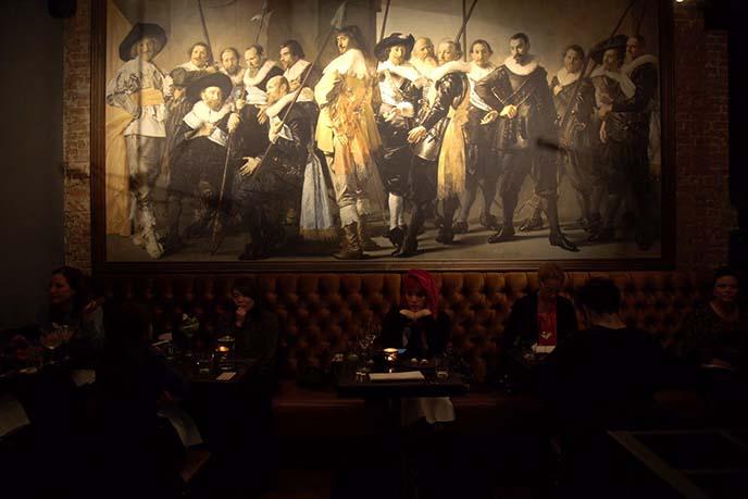 Restaurant Lt. Cornelis Amsterdam