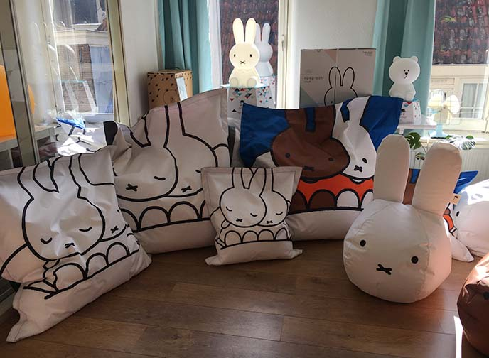 miffy bean bag chairs cushions