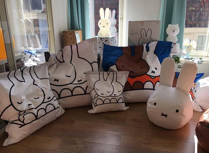 miffy bean bag chairs cushions