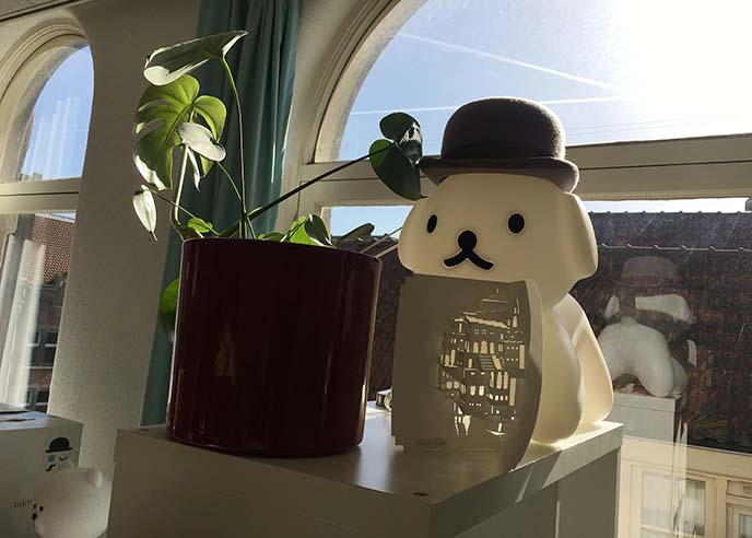 miffy dog kids lamps