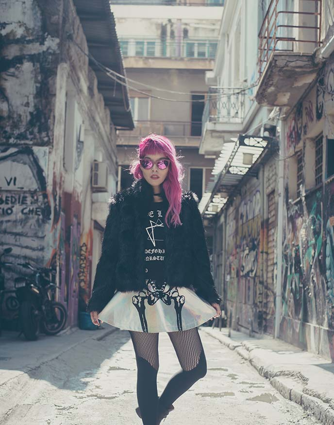 fashion blogger athens greece