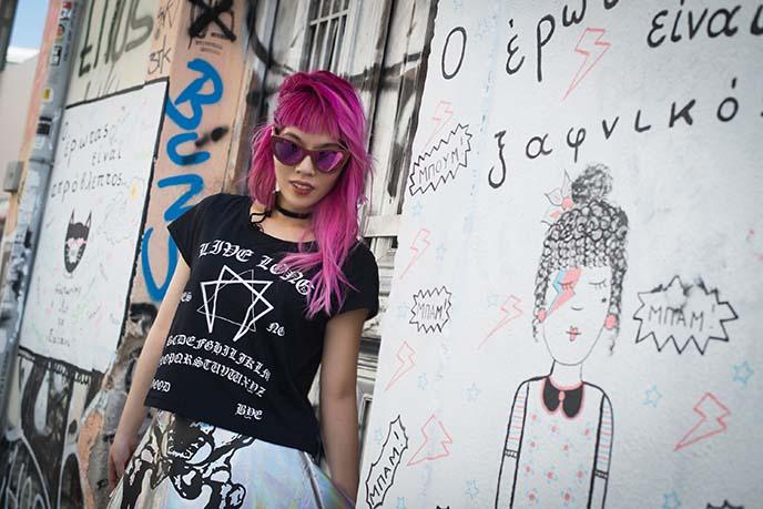 ziggy stardust street art