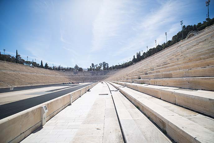 athens greece olympics venue