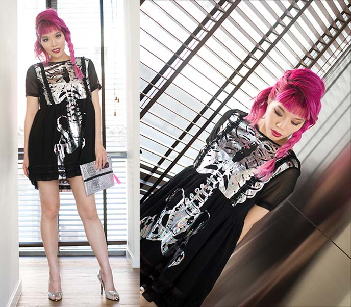 iron fist clothing goth clothes