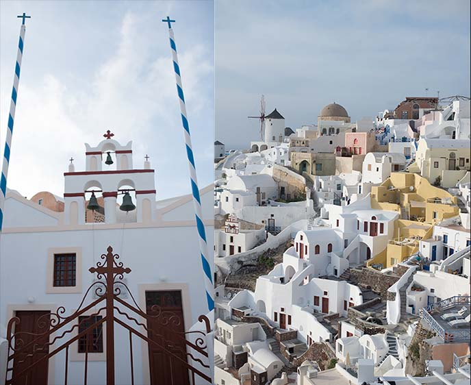 santorini greek orthodox church