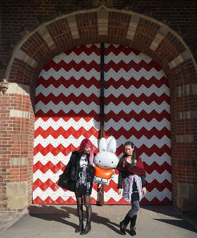 netherlands renaissance fair, castle