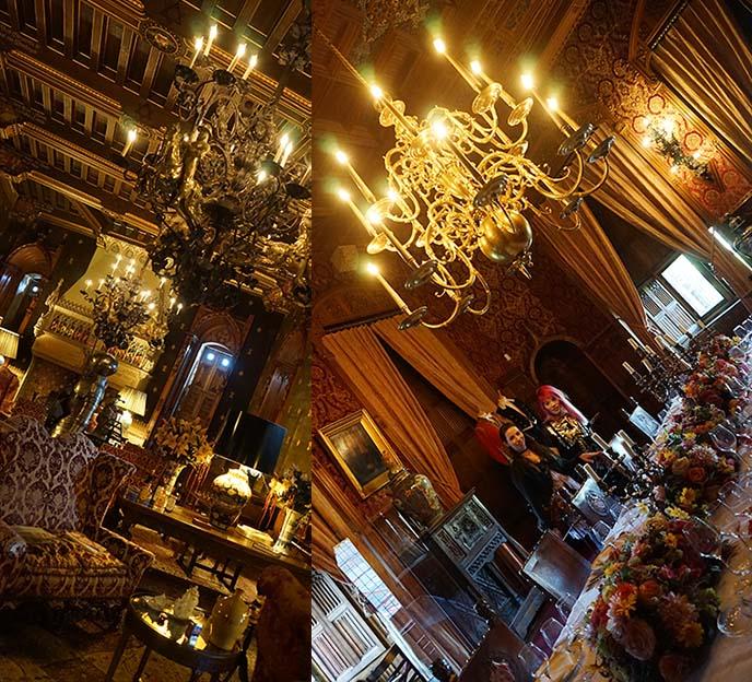 inside netherlands medieval castle