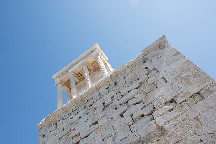 visiting acropolis, off-season tickets