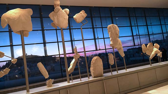 acropolis museum oarthenon frieze