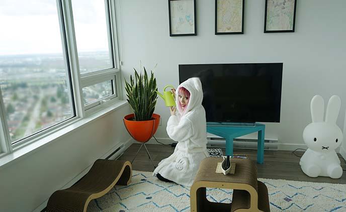 konmari marie kondo apartment japan
